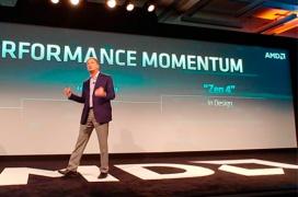 AMD confirma el desarrollo de su arquitectura Zen 4