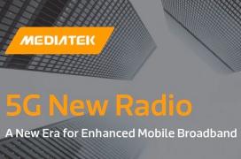 Al igual que Qualcomm y Samsung, MediaTek tendrá su módem 5G Helio M70 para principios de 2019