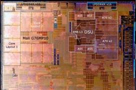 Así luce el Huawei Kirin 980 a 7 nanómetros por dentro