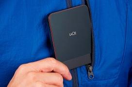 Hasta 540 MB/s a través de USB-C 3.1 en este SSD portátil de LaCie