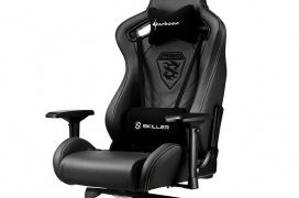 Llega a España la silla gaming con cuero real Sharkoon SKILLER SGS5 por 499 Euros