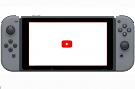 YouTube llega de forma oficial a la Nintendo Switch