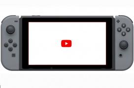 YouTube llega de forma oficial a la Nintendo Switch