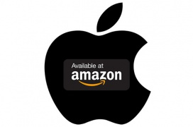 Amazon firma un acuerdo con Apple para distribuir sus productos de forma oficial