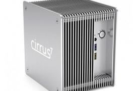 El mini PC Cirrus7 Nimbini 2.5 ofrece un Core i7-8559U con refrigeración totalmente pasiva