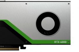 NVIDIA anuncia las Quadro RTX 4000 con 8 GB GDDR6 y un solo slot de grosor