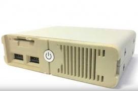Unit-e presenta el PC Classic, una mini consola con la que jugar a juegos DOS