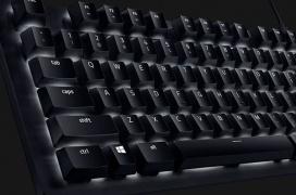 Razer se aleja del aspecto gaming en su teclado mecánico Blackwidow Lite