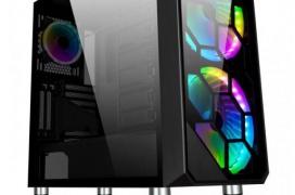 Xigmatek Zest, una caja de PC compacta con soporte para placas E-ATX