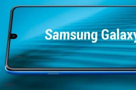 Se filtra el Galaxy M2, el primer smartphone de Samsung con Notch