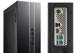 El mini PC ASRock Z390 DeskMini GTX puede albergar todo un Core i9-9900K y una GTX 1080