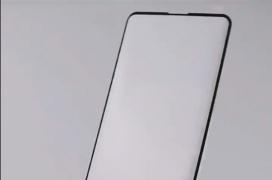 Una filtración del protector de pantalla del Samsung Galaxy S10 no muestra signos de notch