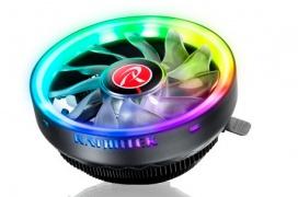Rainjintek Juno Pro RBW, un disipador para CPU de perfil bajo con diseño radial