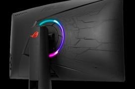El nuevo monitor curvado ASUS ROG Strix XG32VQR  llegará con 32