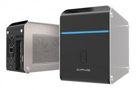 Sapphire revela su solucion eGPU con hub USB y gráficas Radeon RX 580