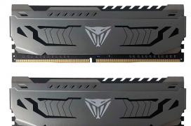 Los módulos de DDR4 Patriot Viper Steel alcanzan los 4.400 MHz