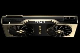 La NVIDIA Titan RTX es la tarjeta gráfica más potente del mundo con 4608 núcleos CUDA, 24GB de memoria RAM y un precio de 2699 euros