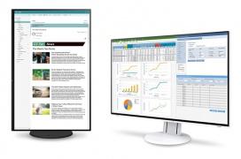 EIZO anuncia su nuevo monitor FlexScan con relación de aspecto 16:10 y cuatro puertos USB 3.1