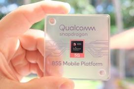 La plataforma Snapdragon 855 promete 5G y 2 veces el rendimiento de su competencia