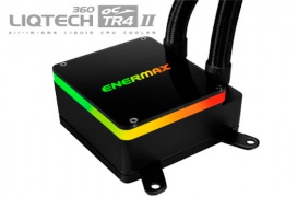 Las nuevas refrigeraciones líquidas Enermax Liqtech II pueden disipar más de 500W