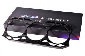 EVGA añade fibra de carbono a sus tarjetas con disipador FTW3
