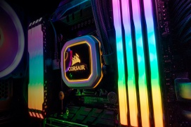 Corsair Vengeance RGB Pro Light Enhancement Kit, módulos de RAM vacíos para decorar con RGB