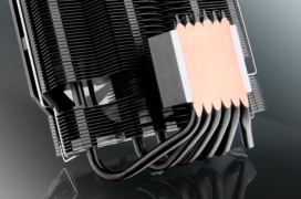 Heatpipes de contacto directo y RGB para el renovado disipador de perfil bajo Raijintek Pallas