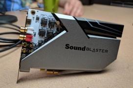 Creative prepara la Sound BlasterX AE-9 orientada a profesionales y audiófilos