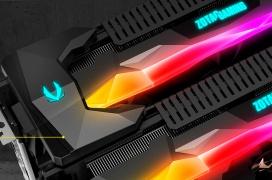 ZOTAC deja ver su puente NVLink personalizado con RGB