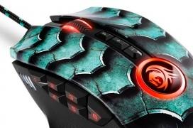Sharkoon ofrece el nuevo Drakonia II con 12 botones programables por menos de 40 Euros