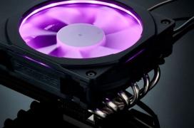 El disipador Phanteks PH-TC12LS RGB llega con tan solo 8.1 cm de alto y 18 LEDs RGB