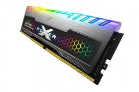 Silicon Power entra al mercado de RAM gaming con velocidades de hasta 4133MHz y RGB