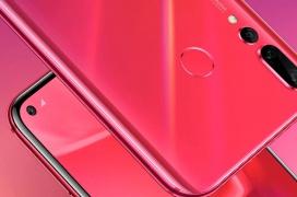 El Huawei Nova con su agujero en pantalla y cámara de 48 megapíxeles ya es oficial