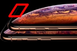 Apple es demandada por ocultar el notch de sus iPhone XS en los anuncios