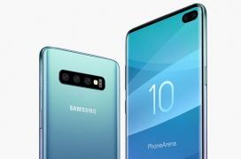 Se confirman las cinco cámaras del Samsung Galaxy S10 Plus en una filtración