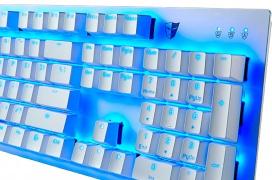 Tesoro Gram MX One, un teclado mecánico con interruptores Cherry MX y diseño minimalista