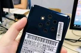 HMD trabaja en una versión del Nokia 9 con el Snapdragon 855