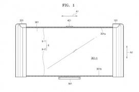 Samsung se suma al carro de los televisores enrollables según una nueva patente