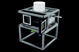El cristal se une a la lista de materiales que una impresora 3D puede imprimir de forma controlada