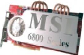MSI prepara su tarjéta gráfica NX 6800 ULTRA DUAL GPU