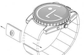 LG patenta un smartwatch con cámara modular en la correa
