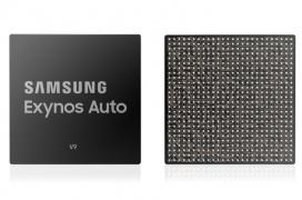 Samsung desvela su primer procesador Exynos Auto orientado a automoción