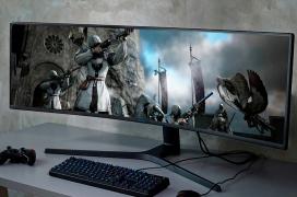 Samsung sorprende con un monitor de 49