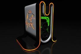 El CEO de Slightly Mad Studios muestra un par de imágenes conceptuales de la Mad Box