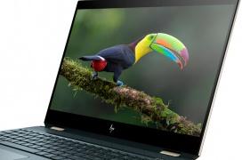 HP presume de la primera pantalla AMOLED de 15 pulgadas del mercado en su convertible Spectre X360