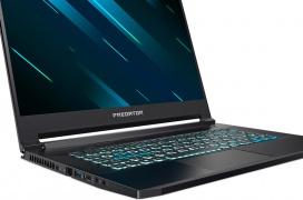 Acer Predator Triton 500, un portátil gaming con RTX 2080 Max-Q y Core i7 de 6 núcleos con tan solo 17,9 mm de grosor