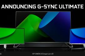 Los monitores certificados con NVIDIA G-SYNC Ultimate garantizan HDR con 1000 nits de brillo y cobertura de color DCI-P3
