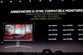 Todos los monitores con FreeSync soportarán también NVIDIA G-SYNC