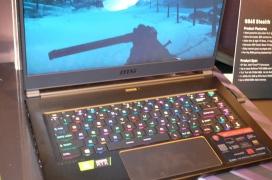 Los portátiles gaming ultrafinos MSI GS Stealth dan la bienvenida a las RTX 2080 Max-Q