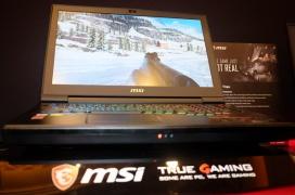Las NVIDIA GeForce RTX llegan a los portatiles gaming de MSI